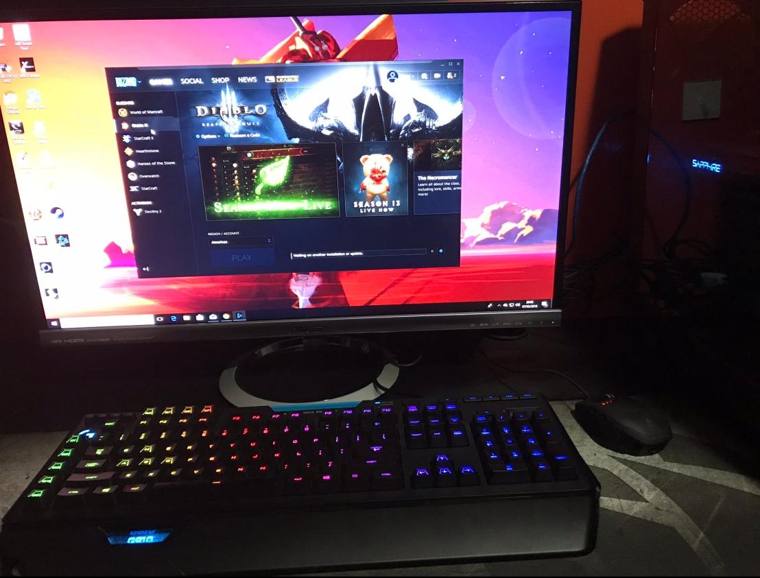 My new PC Setup / Setup do meuPC